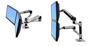 Ergotron Lx Triple Display Lift Stand Samsung S100D100H An InDepth Review 79