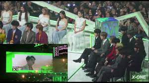 191130|BTS,TxT,ITZY Reaction To VCR X1 New Artist Of The Year @MMA2019 -  YouTube