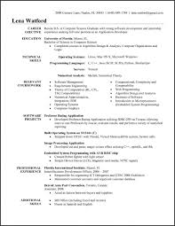 College Student Resume Template Java Developer Resume Awesome Resume