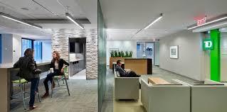 office interior designers. td bank strategic account office interior designers n