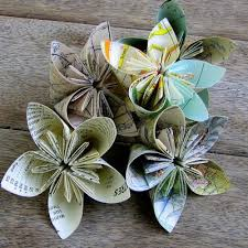 Paper Flower Folding I Have Had Three People Ask Me In The Last Week How I Made