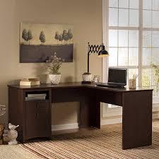 buena vista l shaped computer desk