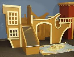 fun bunk beds for boys with pirate theme