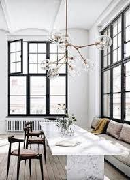 idée décoration pour une salle à manger chic et moderne déco salle à manger