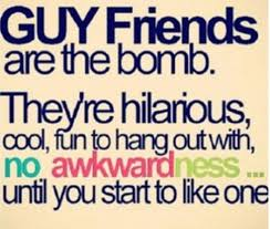 Quotes With Images About Guy Friends In Toons