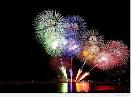 happy new year fireworks wallpaper. Interesting New Happynewyearstarfireworksgraphic Fireworks1 To Happy New Year Fireworks Wallpaper E