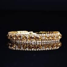 Роскошные <b>золотые</b> браслеты для ношения поверх рукава и ...