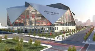 Mercedes Benz Stadium Atlanta Ga Seating Chart View