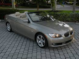 BMW Convertible bmw 328i hardtop convertible for sale : 2007 BMW 328i Convertible for sale in FORT MYERS, FL - YouTube