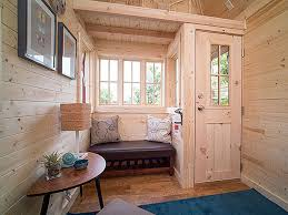 beautiful tiny house interior the cypress model by tumbleweed
