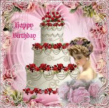 Image result for glitter happy birthday images