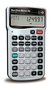 get ations calculated industries 3405 real estate master iiix real estate finance calculator