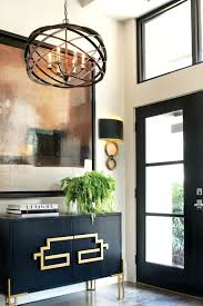chandeliers small foyer chandelier ideas lighting pendant entryway surprising light adjule table lamp furniture s with shoe storage chest paint
