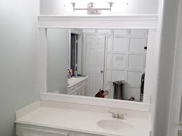 white bathroom mirror with shelf. large bathroom mirror with cute white framed shelf