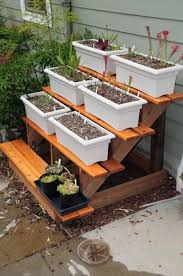 diy plant stand woodworking projects plans