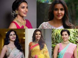 Five times Priya Anand looked impressive in a saree | The Times of India