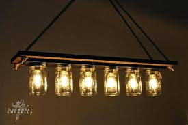 ball jar lighting. Mason Ball Jar Lighting