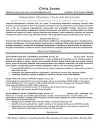 aquatic blue executive resume template resume templates for executives