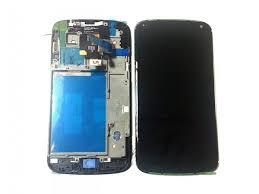 lg nexus 4. lg nexus 4 e960 lcd display + touchscreen frame black acq86270901 lg