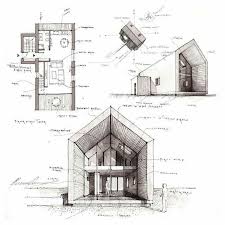 architecture design sketches. Plain Design Drawn Building Architecture Design 3 On Architecture Design Sketches