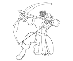 Small Picture Marvel Hawkeye Coloring Pages Contegricom