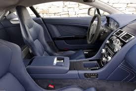 Interior Aston Martin V8 Vantage S 2011 18