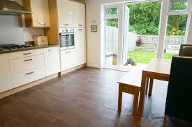 Kitchen Diner Flooring Property For Sale On Edale Close Washington