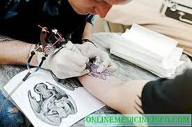 Jak Zjistit Zda Je Tetování Nakaženo