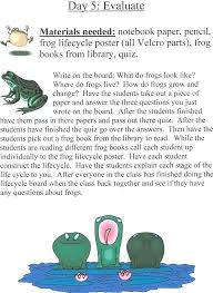 Parts Of A Frog Parts Of A Frog Worksheet Theroughriders Club