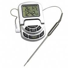 Thermomètre De Cuisine Professionnel Et Particulier Cuisineaddict