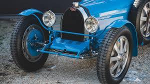 Handmade bugatti model type 51 in wood. 1933 Bugatti Type 51 Vintage Car For Sale