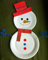 Paper Plate Elf Craft For Kids To Make At Christmas  Crafty MorningChristmas Crafts Using Paper Plates