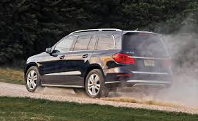 2013 Mercedes-Benz GL450 Test - Review - Car and Driver