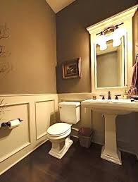 Modern Guest Bathroom Color Ideas Bath Powder Room I Really Like The And Models Design