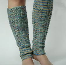 Leg Warmer Knitting Pattern Inspiration Eyelet Rib Legwarmers Lilliputian Stitches