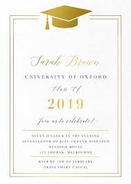 Formal Graduation Announcement Graduation Invitations And Announcements