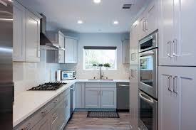 Grey Shaker Kitchen Cabinets Ready To Assemble Best Online Cabinets