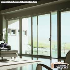 andersen 200 series gliding patio door 1 available