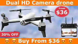Discount Center - <b>SG106 WiFi FPV RC</b> Drone 4K Camera Optical ...