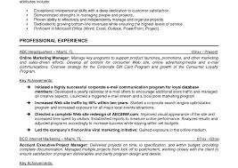 Online Resume Examples Badak Rare Resumes Template Australia ...