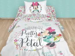 <b>Постельное белье</b> Disney <b>Minnie</b> Pretty As A Petal <b>Комплект</b> 1.5 ...