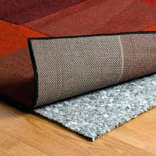 no slip rug rug non slip pad non slip pad gorilla premium perky underlay mat felt no slip rug