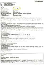 Executive Employment Agreement template Executive Employment Contract Template 1