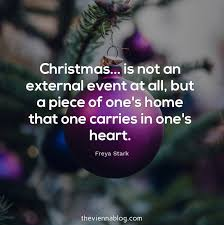 50 Best Christmas Quotes Of All Time The Vienna Blog Lifestyle