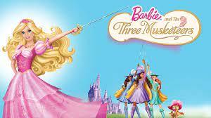 Barbie™ và Ba Nàng Lính Ngự Lâm | Thuyết... - Hội Những Người Thích Xem Hoạt  Hình Barbie