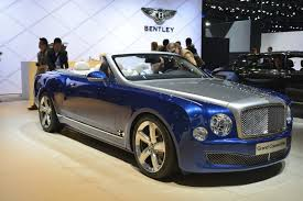 Bentley Wants a Piece of RR's Pie with Grand Convertible