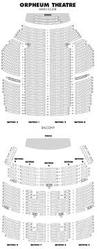 11 Awesome Orpheum Theater Minneapolis Seating Chart Image