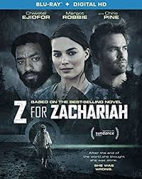 z for zachariah blu ray digital hd