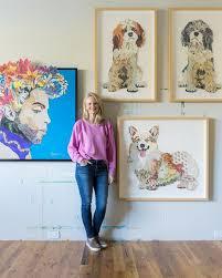 Artist Spotlight Series: Brenda Bogart - The English Room