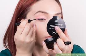 image led wear pink eye shadow step 8